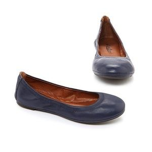 Lucky Brand Emmie Leather Flats